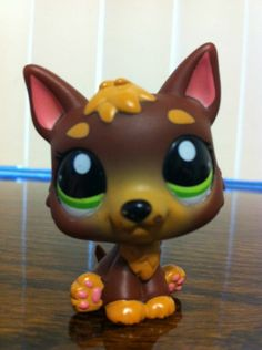 I have this one. His name is Kyle. I always thought he was a dog, though...oh well. he looks like a dog to me.