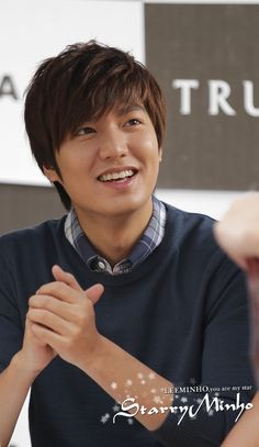 Lee Min Ho, 20130504, Trugen