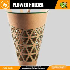 Flower Holder, Packaging Solutions, Happy Hour, Quotations, Coding, Free Shipping, Shop, Flowers, Quotes