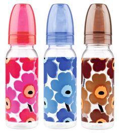 Fantastic marimekko bottles