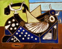 ÓSCAR DOMÍNGUEZ, Teléfono y Máquina de Coser, Tinta china y óleo sobre cartón, 33 x 41 cm. Tinta China, Cubism, Artist, Painting, Google, Surreal Art, Expressionism, Paintings, Sew