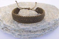 Mens cuff bracelet - braided bracelet, gift for him, unisex bracelet, unisex cuff!!