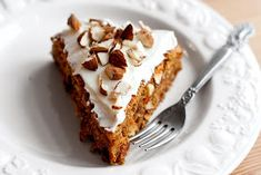 Photo about Healthy carrot cake with sour cream. Image of dish, dessert, food - 41326199 Lactose Free Desserts, Diet Desserts, Diabetic Desserts, Sugar Free Desserts, Sugar Free Recipes, Sweet Recipes, Cake Recipes, Dessert Recipes, Dessert Food