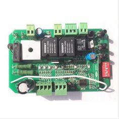 AUTOMATIC DC SLIDING GATE OPENER DC motor CONTROL Circuit BOARD Card power controller