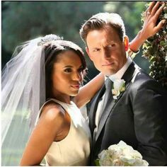 What...married!! Loved them hated them loved this episode again. They deserve each other.