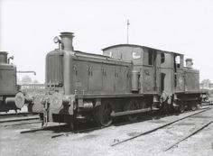WD 70045 en 70041 Nijmegen 14 Juli 1945. Railway Gun, Hammocks, Panzer, D Day, Locomotive, Wwii, Diesel, The Past, British