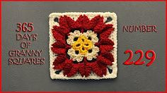 (10) 365 days of granny squares 229 - YouTube