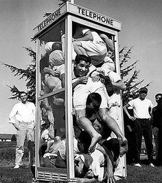 Phone Booth Cram