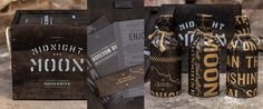 Midnight Moon Artist Packaging | Device Creative Collaborative
