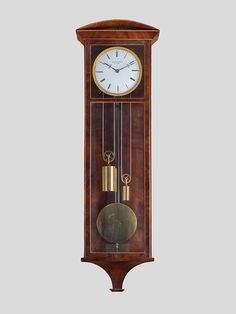 Howard Miller, Amon, Antique Clocks, Vienna, Barrel, Gothic, Steel, Wall, Antique Wall Clocks
