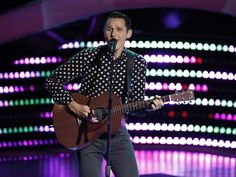Colonia musician chooses Team Adam on 'The Voice'