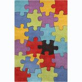 for the special needs room, the symbol for autism support is colored puzzle pieces :)