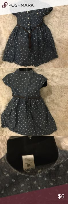 Carter jean girls dress Never wore great condition Carter's Dresses Casual