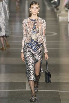 Christopher Kane Spring/Summer 2017 Ready To Wear Collection | British Vogue