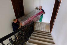 Stěhování bytu Praha, Stairs, Home Decor, Stairway, Decoration Home, Staircases, Room Decor, Stairways, Interior Design