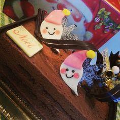 クリスマスイブですね♪美味しいケーキを堂々と食べられる幸せ(*´∀`*)