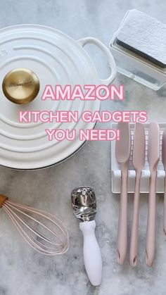 Amazon Gadgets, Cool Gadgets To Buy, Cool Kitchen Gadgets, Cool Kitchens, Amazon Hacks, Best Amazon Buys, Best Amazon Products, Home Organization Hacks, Kitchen Organization