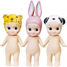 Sonny Angel geluksbrengers dieren serie   Little Thingz