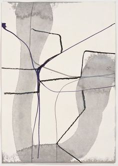 Kunst Thomas Müller: Untitled, pencil How Cellulose Insulation Is Applied Cellulose insulation Black And White Abstract, White Art, Art Blanc, Thomas Muller, Art Plastique, Graphic, Oeuvre D'art, Painting & Drawing, Sculpture Art