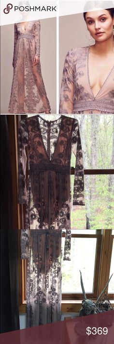 For Love & Lemons Exclusive Dress Free People NWT For Love & Lemons Exclusive Dress For Free People. Limited Edition. Rare Find. Sold Out. NWT. #Love & Lemons Orchid For Love and Lemons Dresses Maxi