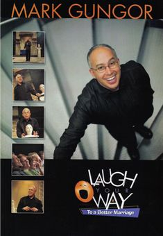 Mark Gungor: Laugh Your Way to a Better Marriage - DVD Set | Thanks to the hilarious, practical and no-holds-barred advice from Mark Gungor, the dynamics of marriages are changing all over North America. | $56.99 at ChristianCinema.com