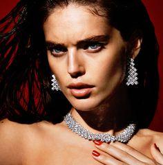 ☆ Emily DiDonato | Photography by David Sims | For Vogue Magazine France | February 2014 ☆ #emilydidonato #davidsims #vogue #2014