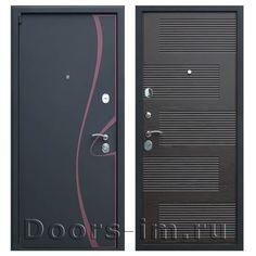 Входная металлическая дверь АСД ВИЗАНТИЯ поперечный венге (описание и характеристики):   Коробка двери цельнокатанная, с фигурным наличником. Изготовлена из усиленной стали толщиной 2 мм,  утеплена