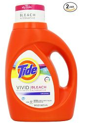 2 Tide Laundry Detergent 50-oz for $9.40 on http://hunt4freebies.com/coupons