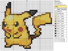 Pokémon – Pikachu Birdie's Patterns, Gaming, Pikachu, Pokémon 0 Comments Sep 082013