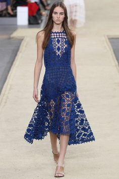 Sfilata Chloé #Paris - #Collezioni Primavera Estate 2014 - #Vogue #pfw #ss2014 #Chloé