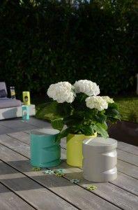 Trendfarben im Sommer - tolle Sommerdeko auch outdoor zum Grillen | VALENTINO Wohnideen