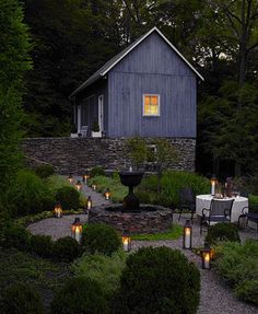 30 Landscape Design Ideas Shaping Up Your Summer Dream Home #garden #gardenideas #landscapeideas #gardendesign #gardening
