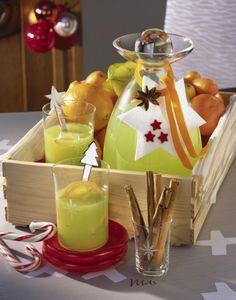 Unser beliebtes Rezept für Grüner Glühwein und mehr als 55.000 weitere kostenlose Rezepte auf LECKER.de.