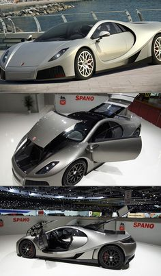 """2012 GTA Spano Officially Unveiled - Obviously, if I owned one, her name would be """"Jessie."""""""