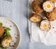 Szkockie jaja - Przepisy. Szkockie jaja to przepis, którego autorem jest: Magda Gessler