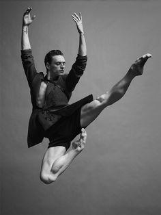 Sergei Polunin by Jacob Sutton...
