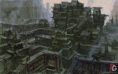 Urian slum