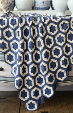 Granny Update Throw Free Crochet Pattern from Red Heart Yarns, free PDF, thanks so xox