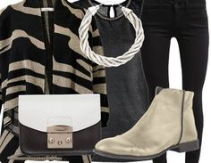 Leuke casual winter outfit! ♥ stylefruits inspiration
