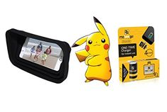 Pokemon Go Outdoor Survival Phone Kit  Sun Protector for iPhone and Battery Kit for iPhone 6  Play All Day for iPhone 6 * You can get more details by clicking on the image.