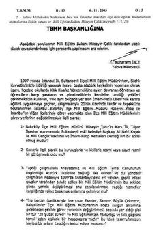Muharrem İnce başörtüsü yasakçılarının başını çekmiş! - Haber Turca
