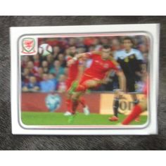 Football Soccer Sticker Panini UEFA Euro 2016 Campaign Cymru Wales #151