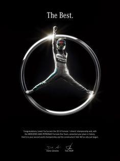 Mercedes Motorsport - Formula 1 Winner on Behance
