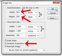 How to Change Image Dimensions in Photoshop CS5