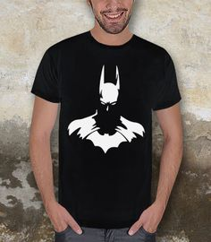 Black Friday Batman Silhouette Men TShirt / Special by pankarts, $27.90