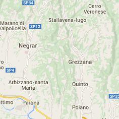 mappa interattiva multimediale creata con google maps
