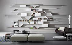 Pianca Design racconta la nuova linea di armadi e la libreria Angle
