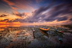 Clouds Getting Closer - Karang Beach, Sanur - Bali in the morning.   please visit and follow my gallery on instagram : https://www.instagram.com/gedesuyoga/