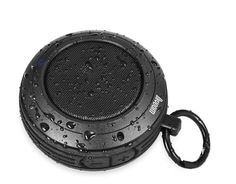 Divoom VOOMBOX- Awesome little waterproof travel speaker. Amazed at the sound.