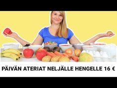 Terveellinen ruoka voi olla helppoa, herkullista ja huokean hintaista.